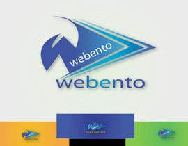 #178 for Logo Design for Webento by shakz07