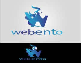 #62 for Logo Design for Webento by shakz07