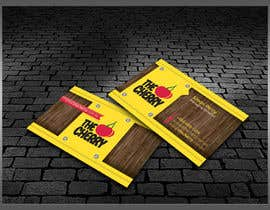 #37 untuk Design some Business Cards for The Cherry oleh kreativedhir