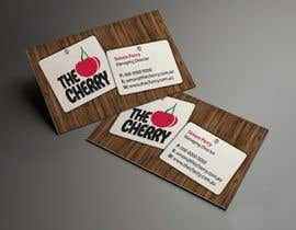 #39 untuk Design some Business Cards for The Cherry oleh princevtla