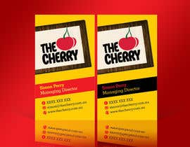 #14 untuk Design some Business Cards for The Cherry oleh linokvarghese