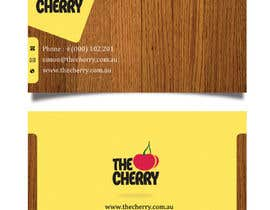 #55 cho Design some Business Cards for The Cherry bởi mydZnecoz