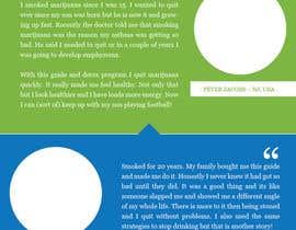 Nro 34 kilpailuun Design a splash page for online content käyttäjältä deditrihermanto
