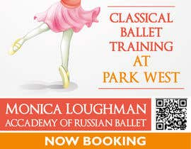 #31 for Design flyer for ballet school by samazran