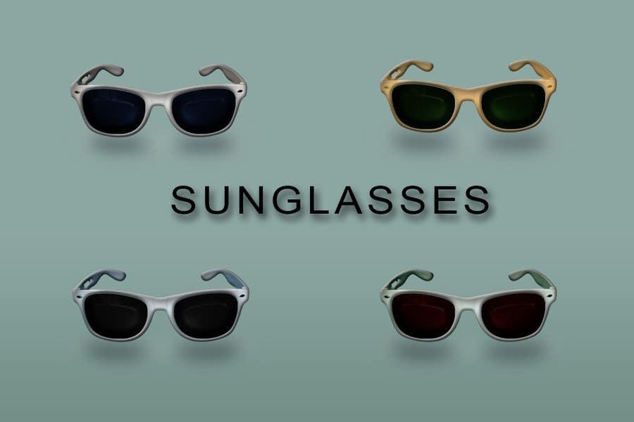 Konkurrenceindlæg #11 for Prduct photos for website - sunglasses