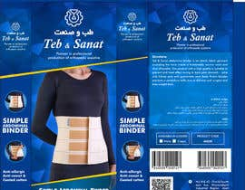 #4 cho Create Print and Packaging Designs of an abdominal binder product bởi webbymastro