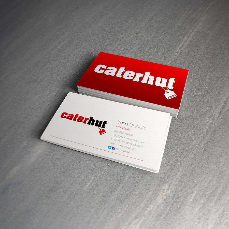#92 for Design some Business Cards by mkolnoochenko