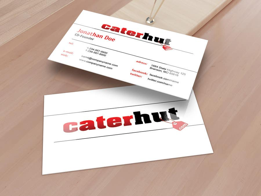 #1 for Design some Business Cards by creativezd