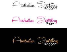 Nro 38 kilpailuun Design a Logo for a jewellery blog käyttäjältä nhussain7024