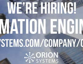 Nro 4 kilpailuun 1 page job advert for facebook/linkedin käyttäjältä AMoscaroli94