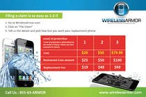 Entry # 13 for Design a Flyer for Wireless Armor by