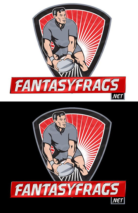 #37 for Design a Logo for Fantasy Football Scoring / Gaming Website by laudicu
