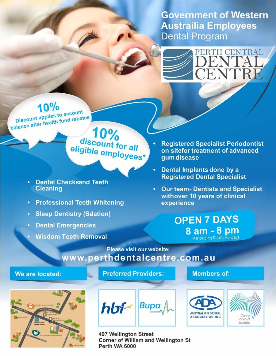 #33 for Design a Flyer for Corporate discount by Sahir75