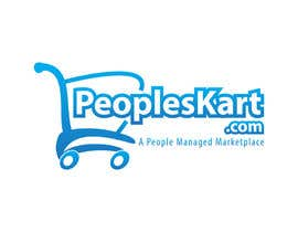 #54 for Logo Design for Peopleskart.com af designerdesk26