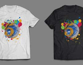 areztoon tarafından Design a T-shirt for our 5 year old company için no 27
