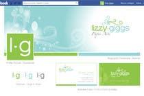 Proposition n° 85 du concours Graphic Design pour lizzy giggs Paper Arts