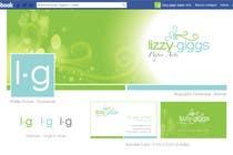 Proposition n° 100 du concours Graphic Design pour lizzy giggs Paper Arts