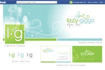 Proposition n° 103 du concours Graphic Design pour lizzy giggs Paper Arts
