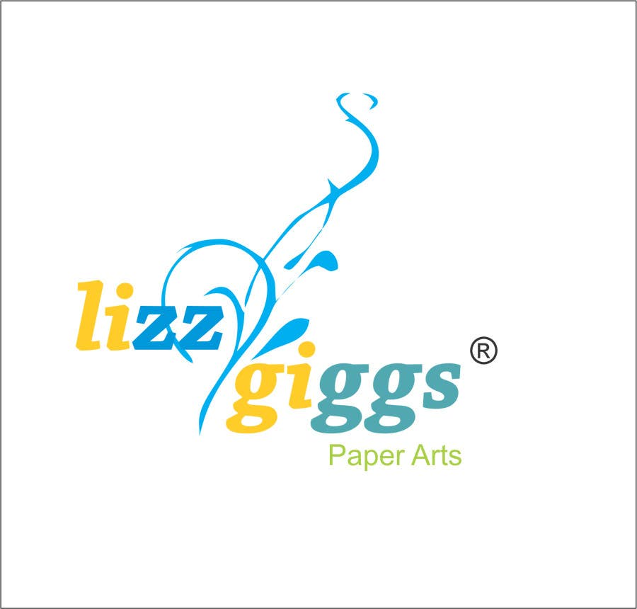 Proposition n°38 du concours lizzy giggs Paper Arts