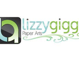 #89 for lizzy giggs Paper Arts by rivemediadesign
