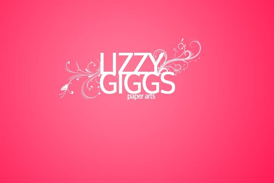 Proposition n°19 du concours lizzy giggs Paper Arts