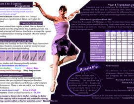 #17 cho Design a Flyer for a prestigious dance academy bởi nicoscr