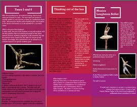 #29 for Design a Flyer for a prestigious dance academy af Cvrckica