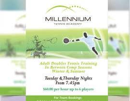 mdmirazbd2015 tarafından Adult Doubles Tennis Training için no 11