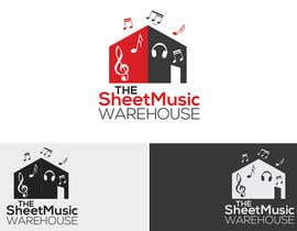nº 30 pour Design a Logo for Sheet Music Warehouse par vw7964356vw