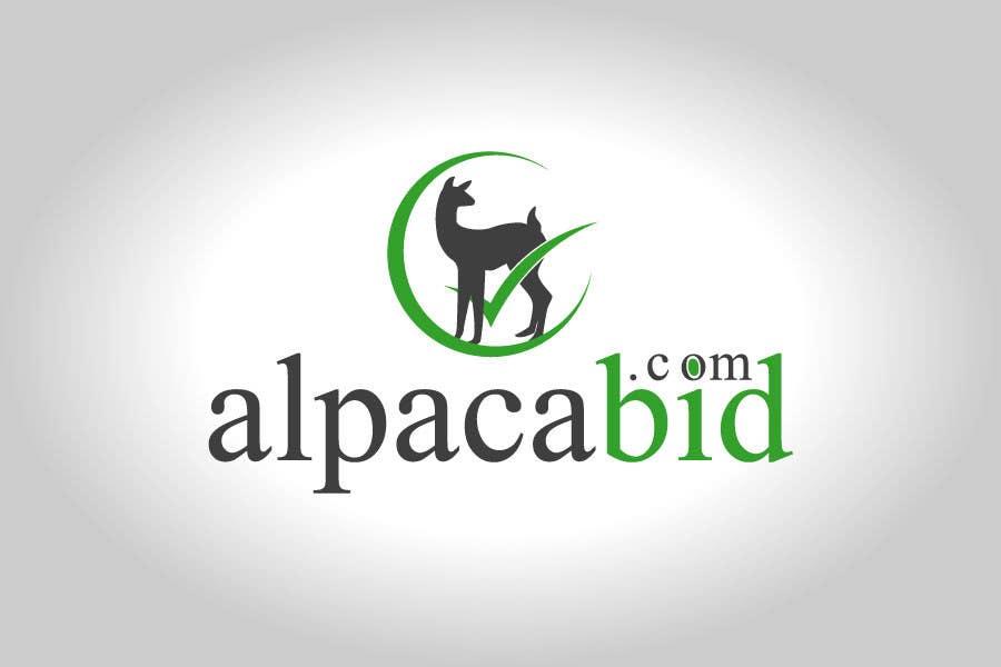 Kilpailutyö #89 kilpailussa Alpacabid.com