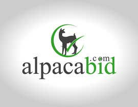 #89 for Alpacabid.com by creativdiz