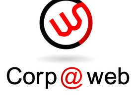 "#228 cho Design a Logo for "" Corp at web .com "" bởi Debasish5555"