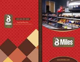 #2 for 12 Page a3 Poster Menu For Cafe & Convenience Store by sammi67