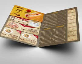 #14 for 12 Page a3 Poster Menu For Cafe & Convenience Store by abdelaalitou