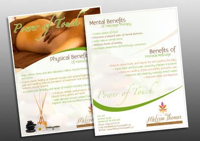 #11 for Brand a New Business - Massage Therapy Business by theislanders
