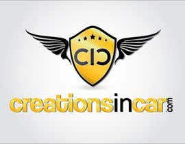 nº 6 pour Design a Logo for Creations in Car par dannnnny85