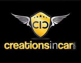 nº 7 pour Design a Logo for Creations in Car par dannnnny85