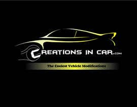 #63 for Design a Logo for Creations in Car af jonydep