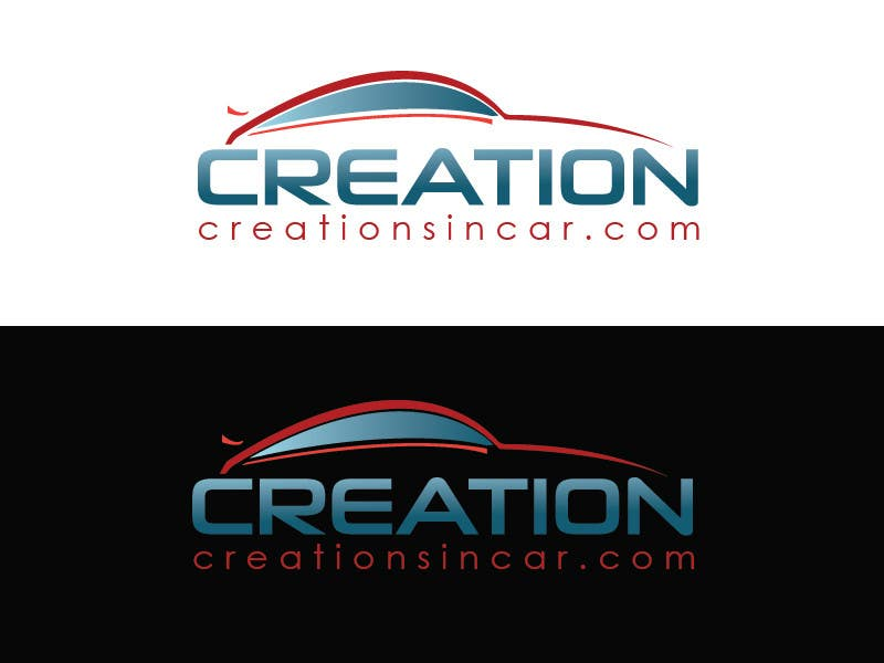 Contest Entry #58 for Design a Logo for Creations in Car