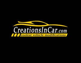 #81 para Design a Logo for Creations in Car por janitha1992