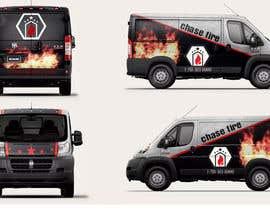 Nro 18 kilpailuun Design a Wrap Advertising my Fire Safety Products business for my Truck käyttäjältä hannaalam