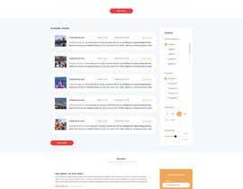 Nro 10 kilpailuun Design a Website+Mobile site/app Mockup käyttäjältä krasotina