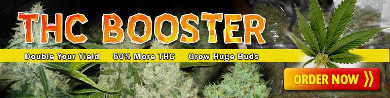 Contest Entry #17 for Design a banner for a marijuana fertilizer