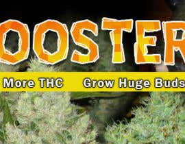 #17 for Design a banner for a marijuana fertilizer by authenticweb