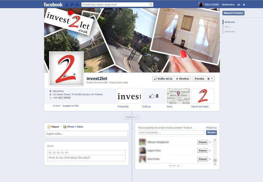 Bài tham dự cuộc thi #15 cho Facebook Page Banner design