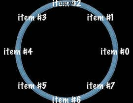 #2 untuk Touch Rotate Spin Wheel Menu for iPhone or Android oleh TrenboloneA