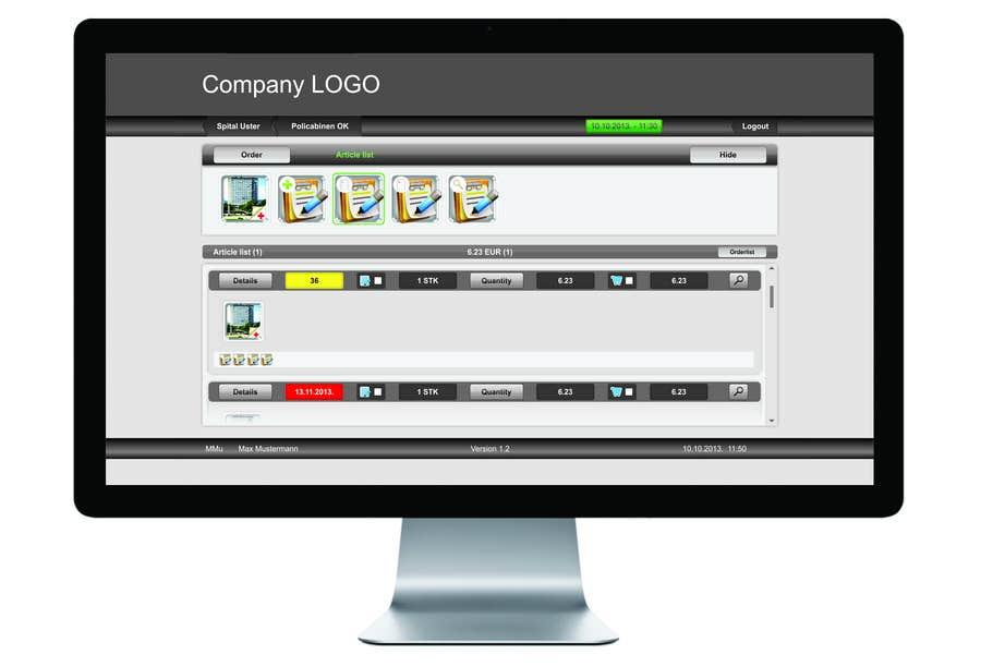 #3 for Design einer Webseite iPad-app to Web-app by Arttilla