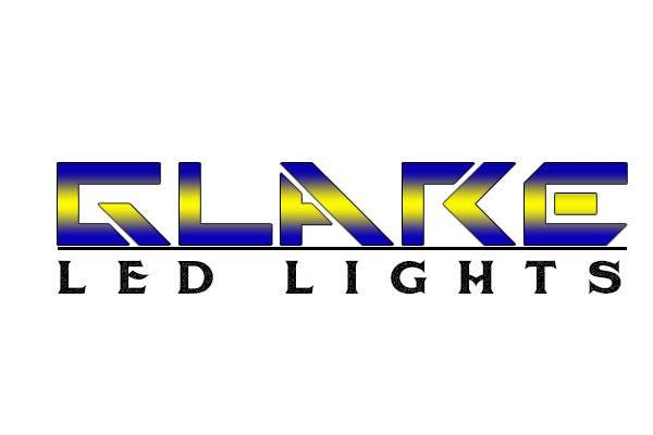 Kilpailutyö #19 kilpailussa Design a Logo for Glare LED Lights