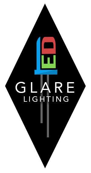 #11 for Design a Logo for Glare LED Lights by elliotstack
