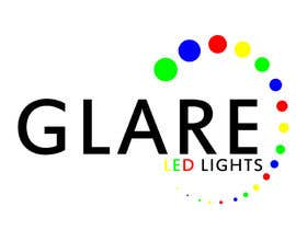 nº 4 pour Design a Logo for Glare LED Lights par nathan23hannah